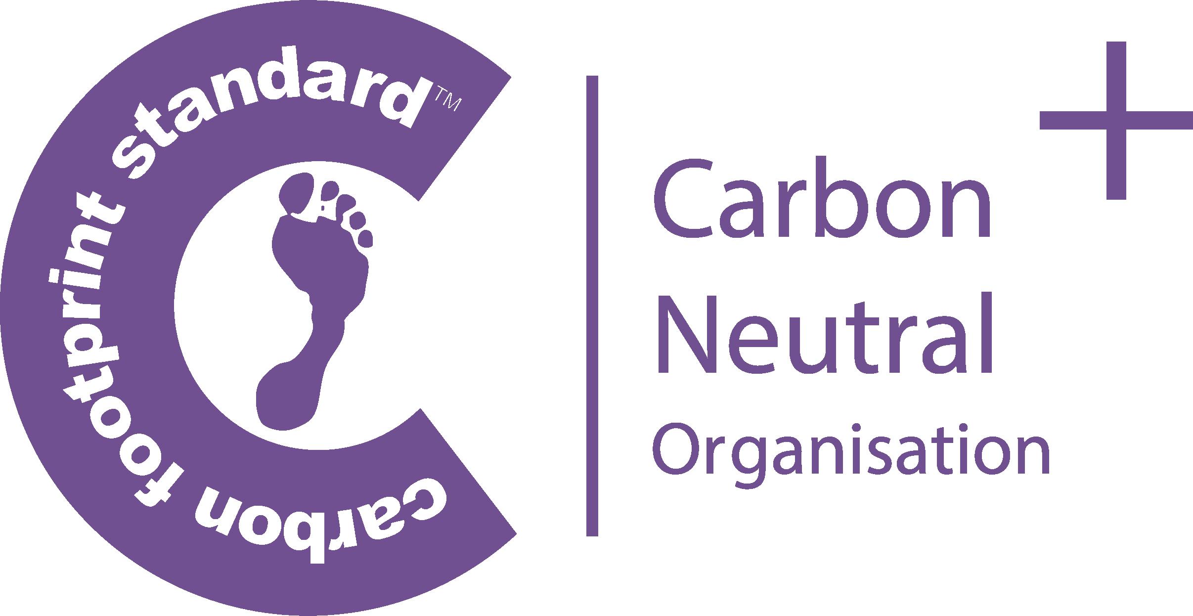 2019 Carbon Neutral+ Organisation
